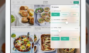 Cook With M&S for iPhone and iPad.