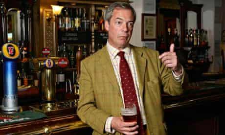 Behold … Nigel Farage, political power-broker.
