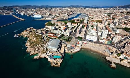 France Marseille view
