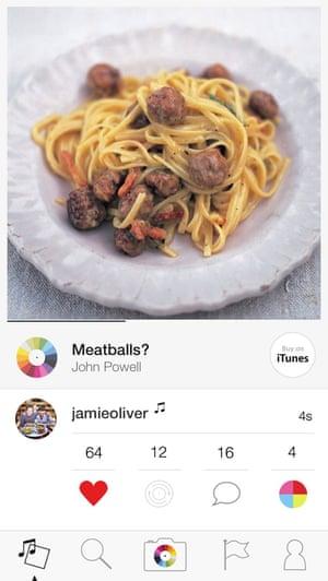 Jamie Oliver's post on Tunepics
