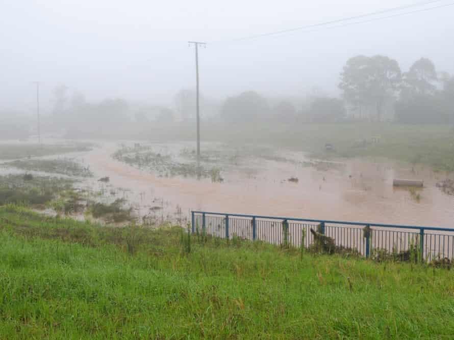 queensland flood toowoomba