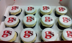 Guardian students cakes