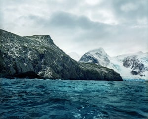 Big Picture Oldest Living: Sea and Mountains