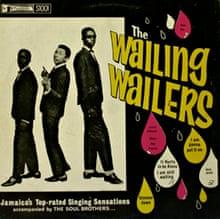 The Wailers' debut album