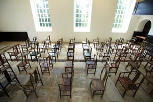 Fairytale-1001 Chairs extends Ai Weiwei's major project for Documenta 12 in Kassel in 2007, for which he brought 1,001 Chinese citizens to Kassel for 20 days, representing each person with an antique chair.