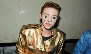 High notes: La Roux in New York in 2010.
