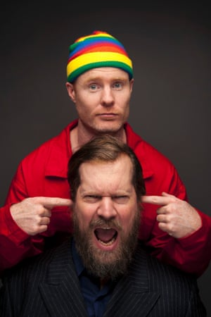 Andy Butler and John Grant