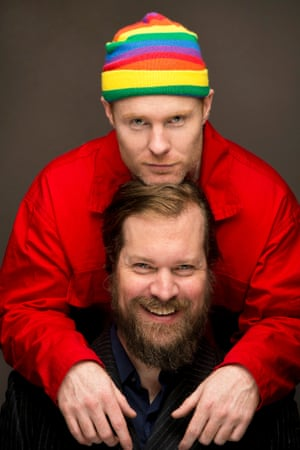 Andy Butler and John Grant.
