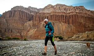 Mustang trail race – Sarah Walters