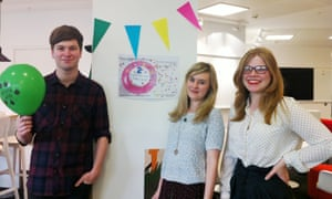 Guardian Students team