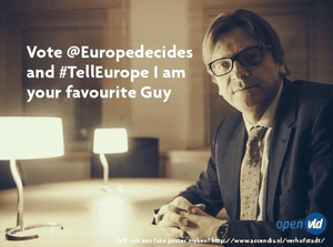 European elections in odd posters   World news   The Guardian