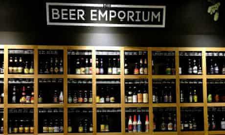 The Beer Emporium, Bristol