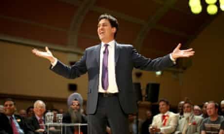 Ed Miliband in Bloxwich