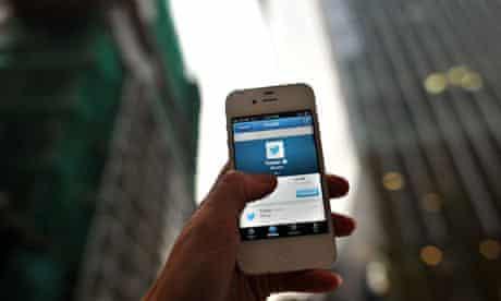 Social Media Site Twitter