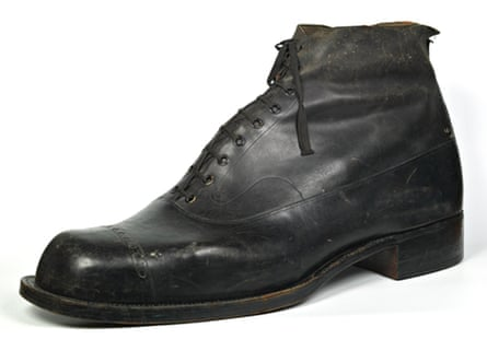 giant boot