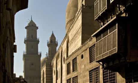 Gamaleya district Cairo
