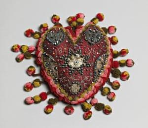 heart pincushion