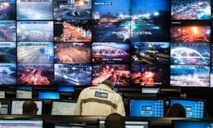 Rio control room.