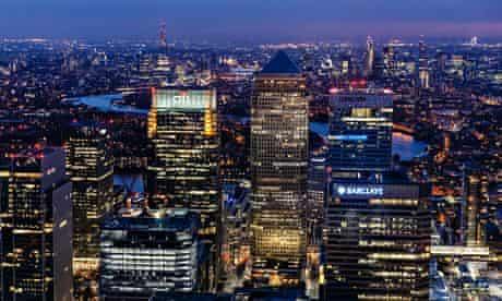 From Canary Wharf to the City of London there's still a Microsoft monoculture
