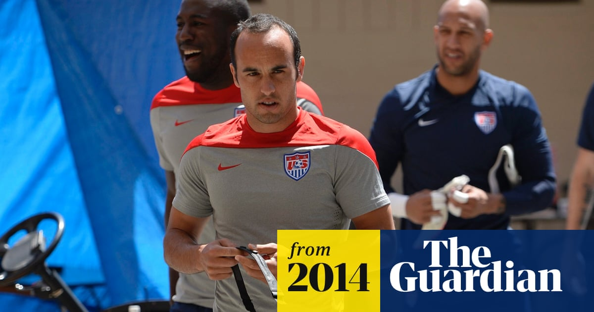9964176f538 Landon Donovan left out of USA squad for World Cup in Brazil ...
