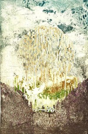 Elise Wehle artwork: 110 MB paper artwork
