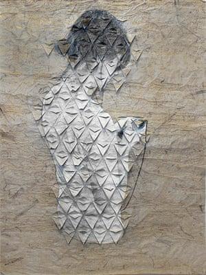 Elise Wehle artwork: Looking Down III by Elise Wehle
