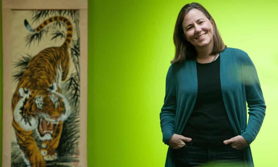 Annie Leonard began her career at Greenpeace International in 1988 and is returning now to help the organization inspire and mobilize millions of people to take action to create a more sustainable future together.