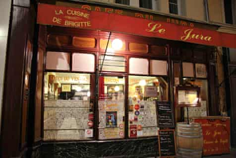 Top 10 Restaurants In Lyon France Travel The Guardian