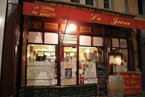Le Jura, Lyon