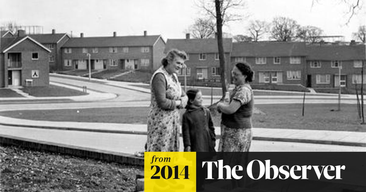 A brief history of British housing | Business | The Guardian