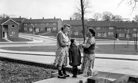 Hemel Hempstead in 1954