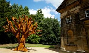 Iron Tree, Ai Weiwei YSP
