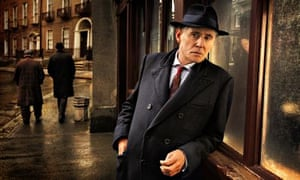 Gabriel Byrne stars as Quirke in the BBC adaptation
