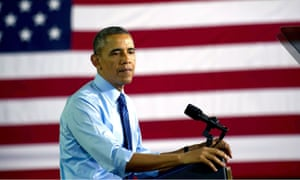 Barack Obama: the president has the only vote that matters concerning the end of the war on privacy.