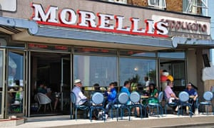 Morelli's, Broadstairs.
