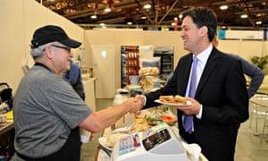 Ed Miliband election campaign
