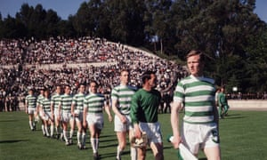 Cesar leads the lads out