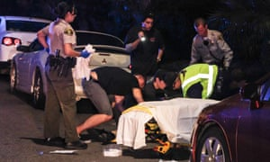 Seven dead including gunman in 'mass murder' California
