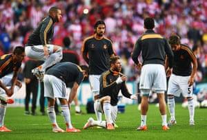 Champions League: Real Madrid v Atletico de Madrid - UEFA Champions League Final