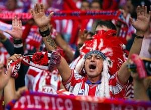 Champions League: Real Madrid vs Atletico Madrid