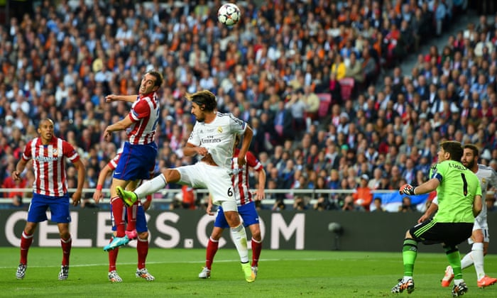 Real Madrid beat Atlético to win Champions League – as it