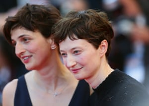 Director Alice Rohrwacher and actor Alba Rohrwacher attend the Closing Ceremony.