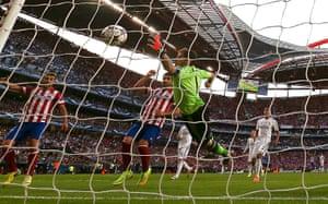 Champions League...: Real Madrid vs Atletico Madrid