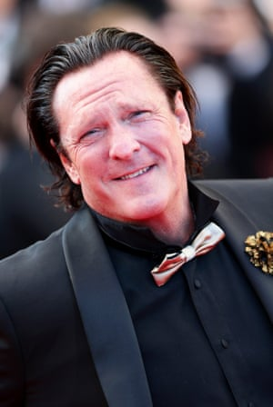 Michael Madsen attends the Closing Ceremony.