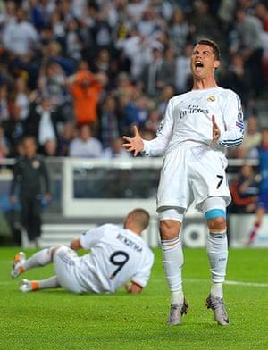 Champions League-: Real Madrid v Atletico de Madrid - UEFA Champions League Final