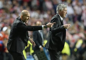 football: Real Madrid's assistant manager
