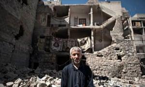 Abu Mahmoud in Aleppo