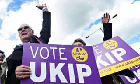 Ukip voters