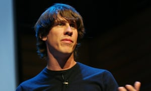 Dennis Crowley, Foursquare's founder and CEO.