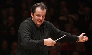 Andris Nelsons, music director of City of Birmingham Symphony Orchestra